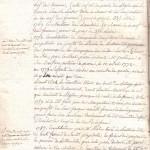 histoire de l'église 2 de la main de JB Crevecoeur en 1840