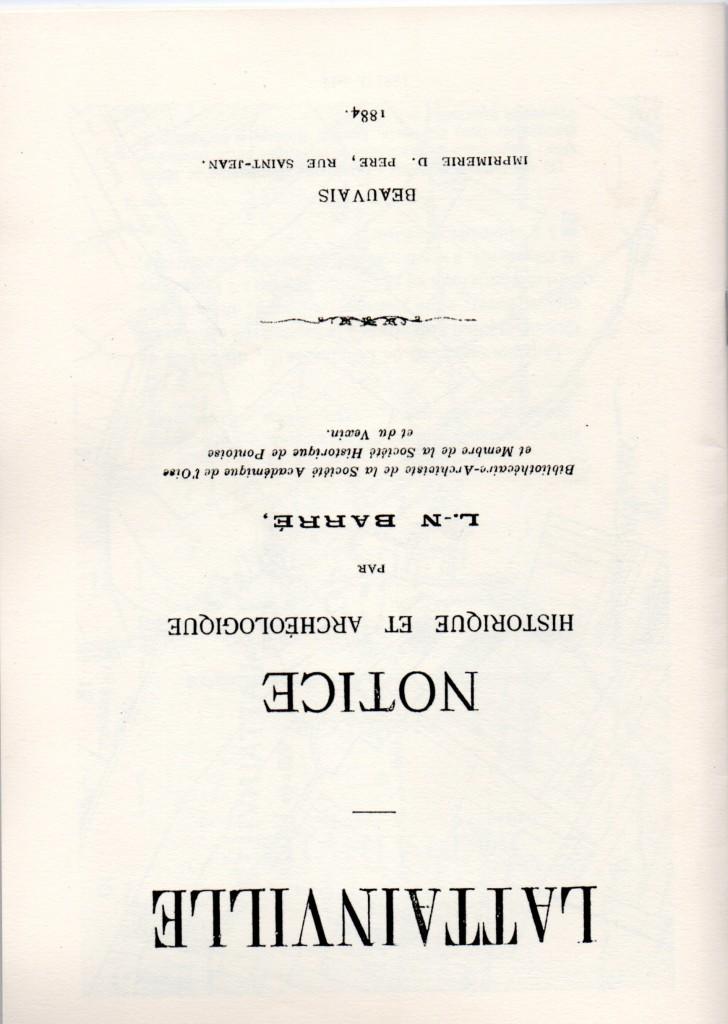notice historique couverture